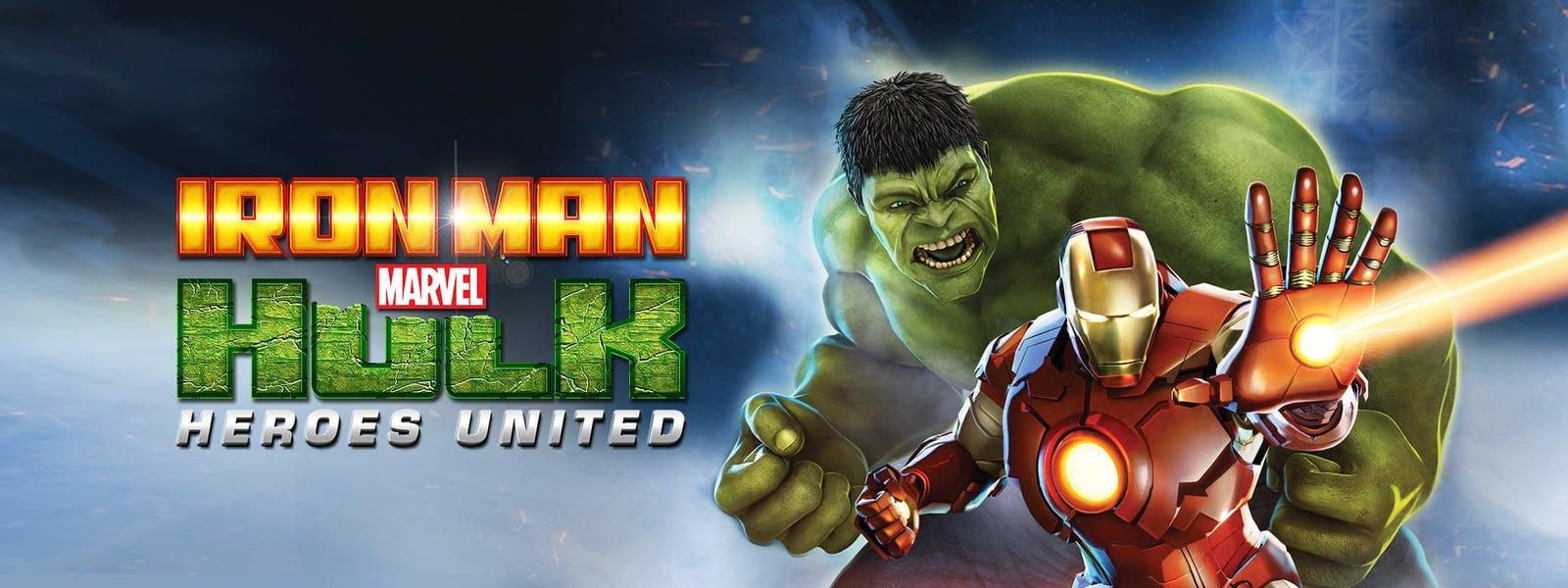 アイアンマン & ハルク:奇跡のタッグ