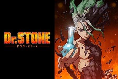 人気のジャンプ漫画アニメ化【Dr.STONE(ドクターストーン)】科学の力で文明を取り戻せ!唆るぜこれは!