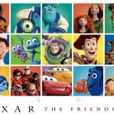 PIXAR THE FRIENDS