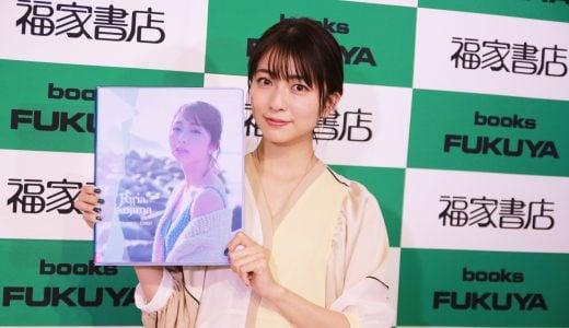 女優小島梨里杏1stトレーディングカード発売インタビュー